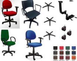 (62)3595-9708 Reforma de Cadeiras Para Escritório Goiânia